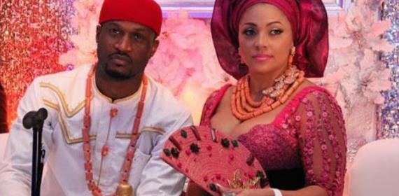 My Wife is not a Gold Digger…Singer, Peter Okoye Defends wife