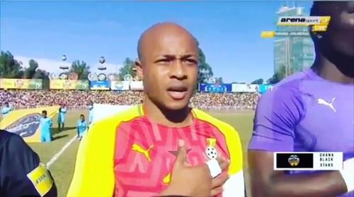 2019 AFCON Qualifiers: Andre Ayew Hails Black Stars Dedication In Ethiopia Win
