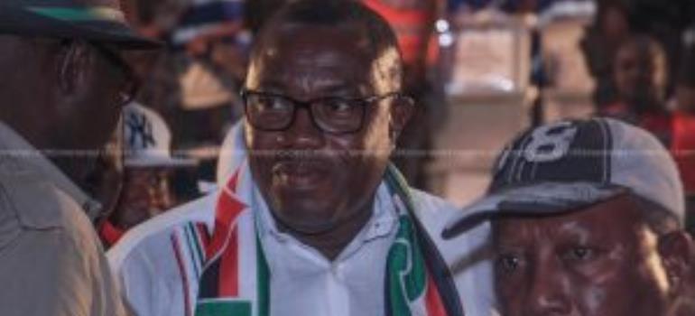 Ofosu Ampofo Vows To Take NDC Back To Flagstaff House