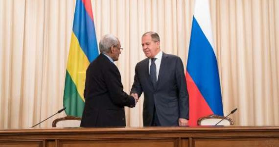 Moscow To Deepen Economic Ties With Mauritius