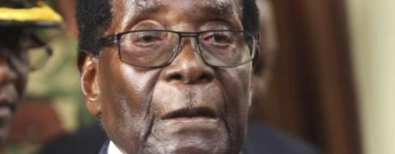 Mo Ibrahim Welcomes Mugabe's Exit From Power
