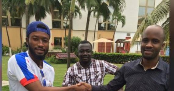 Liberty Professionals Striker Bernard Arthur Joins Azam FC In Tanzania