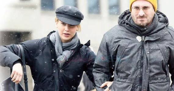Jennifer Lawrence Breaks Up With Darren Aronofsky
