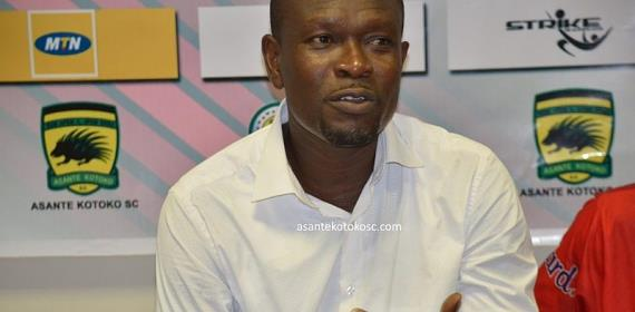 CAF CC: C.K Akunor Wants To Complete Double Over Coton Sport