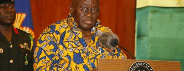 Akufo-Addo Meets Media Today After One Year Of Governance