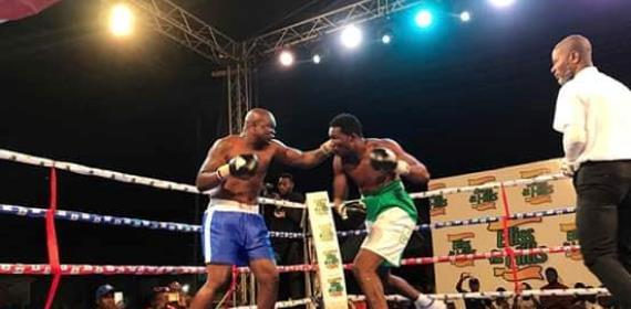 Bukom Fist of Fury (Week 7) Moves To Sukura