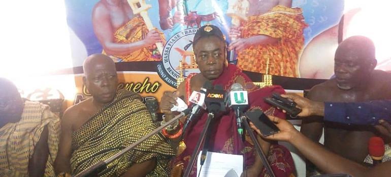 Wassa Fiase Manhene Calls For Justice And Seeks Reinstatement