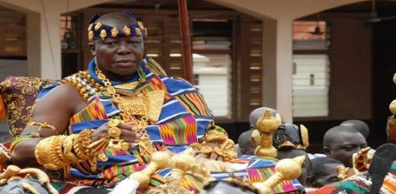 Agona Royal Asenie Family Heads Petition Otumfuo
