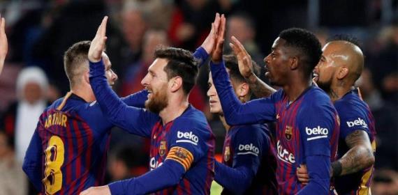 Barca Fights Back to Reach Copa del Rey Quarter-Finals