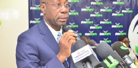 MD Of Ghana Airport Company Asked To Proceed On Leave