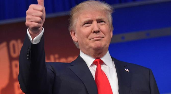 Donald Trump wins the US elections