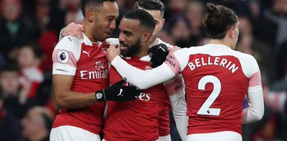 Impressive Arsenal Beat Chelsea To Stay In Top Four Race