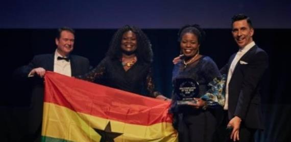 MTN Ghana Recognised at Investors in People Awards 2018