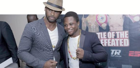 Isaac Dogboe Was Not Well Conditioned — Trainer