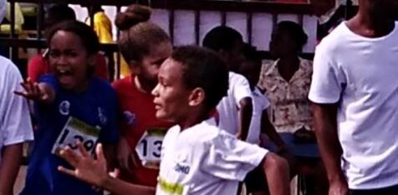 Watch Out For Alan John 'Fiyin' Beales – Ghana's Future Long Distance Champion