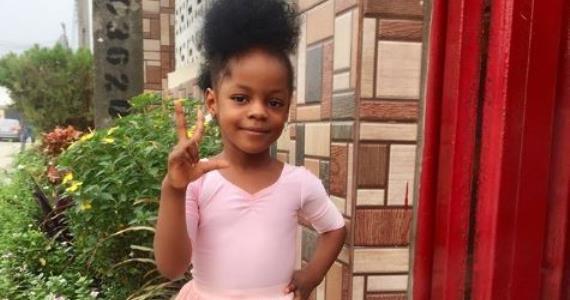 Meet Actress, Uche Ogbodo's All grown Daughter