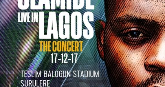OLAMIDE LIVE IN LAGOS: THE CONCERT. GET YOUR TICKETS!!!