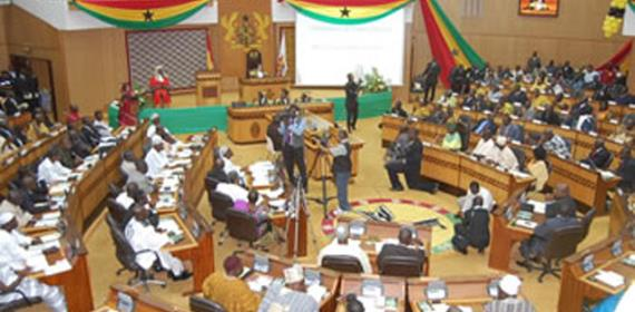 MPs Want Better Salaries