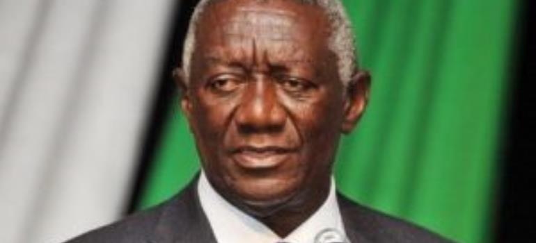 Consider 'National Security' When Passing  RTI Bill Into Law – Kufuor To Parliament