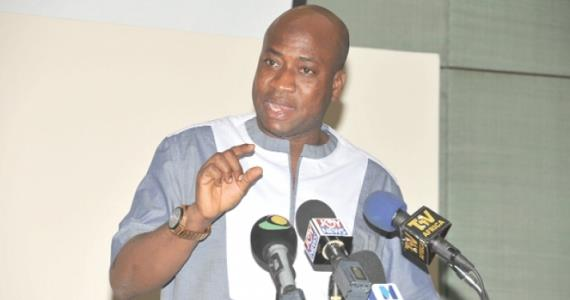 Let's  Bury Our Differences - Murtala Mohammed Appeals To NDC