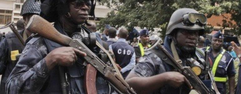 Security Beefed Up In Ashanti, Central Regions For The Holiday Season