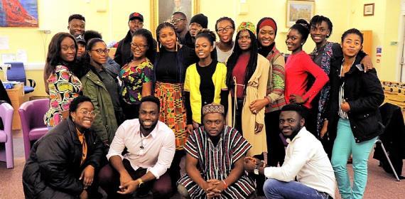 Ghanaian Society Launched At Top UK University