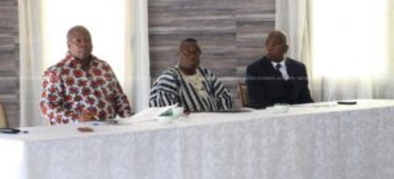 Mahama Describes Osafo Maafo As Hypocrite