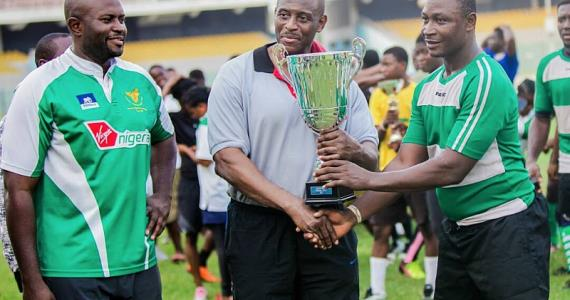 Ernest Hanson Joins Ghana Rugby As Board Member