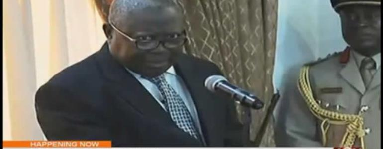 I Was Rejected By Law School But...--Martin Amidu
