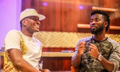 Asamoah Gyan Snubs Bisa Kdei's Hammer For Stonebwoy?