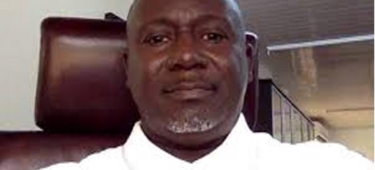 Mr. Antwi-Boasiako—CEO Of Minerals Commission