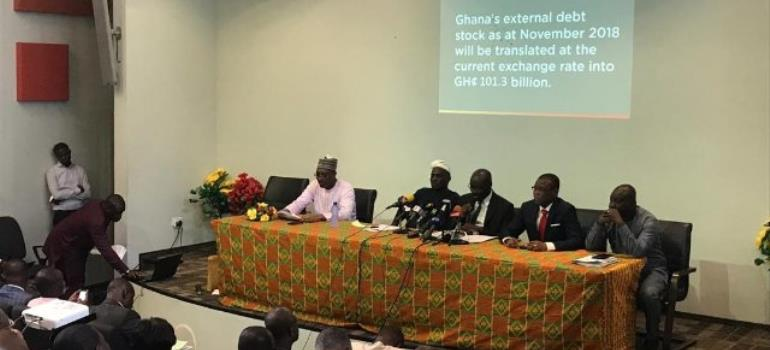 Gov't Must Admit Failure Over Cedi Depreciation  - Minority