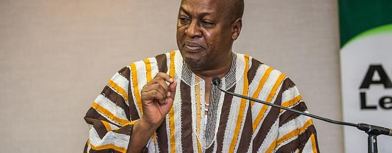 Mahama Fires Pastor Otabil