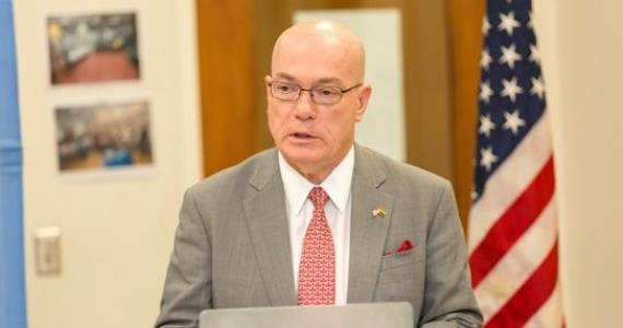 US Soldiers Won't Be In Ghana 'Permanently' – Ambassador