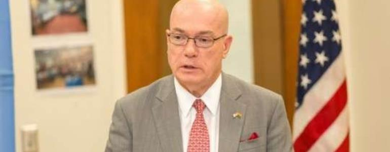 US Ambassador Say Ghana Will Benefit From Defence Cooperation Agreement