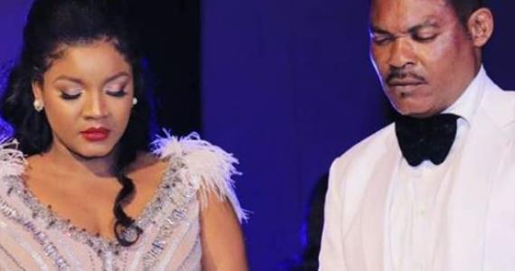 Actress, Omotola Jalade Celebrates 22years Wedding Anniversary
