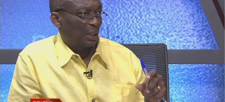 Abdul Malik Kweku Baako, Editor-in-chief of the New Crusading Guide