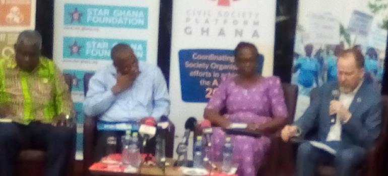 Let's collaborate to achieve Ghana beyond Aid policy-Dr.Yaw Ansu