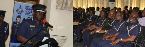 IGP Launches 'Police Watch' Television Series