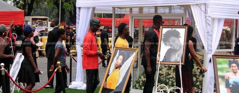 Scenes From The Funeral Grounds Of Ebony Reigns