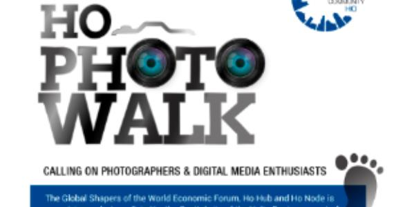 #HoPhotoWalk: Improving Ho's Online Footprint To Boost The Local Economy