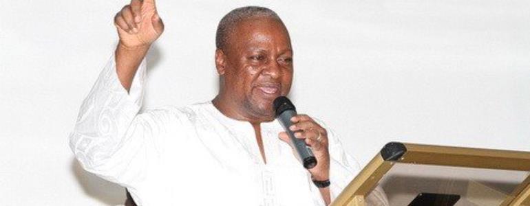 I almost quit politics in 2008 - Former President Mahama