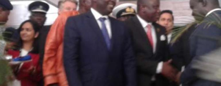 Gov't will equip the Navy to deal with maritime security threat