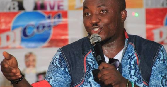 Negativity originated from Ghana – DKB
