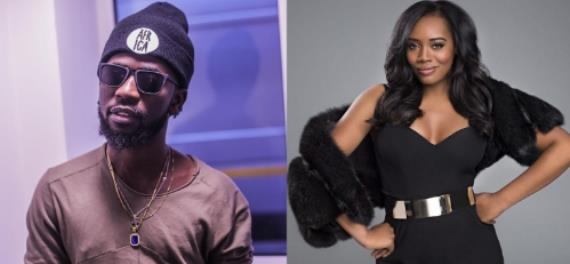 Watch - Top American Actress Yandy Smith Dances To Bisa Kdei's
