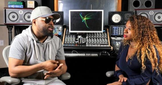 Musiq Soulchild Speaks Nigerian Pigin English On Jules Uncut | Episode 3