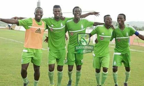 Special Competition: Elmina Sharks still unbeaten at home after win over Karela United