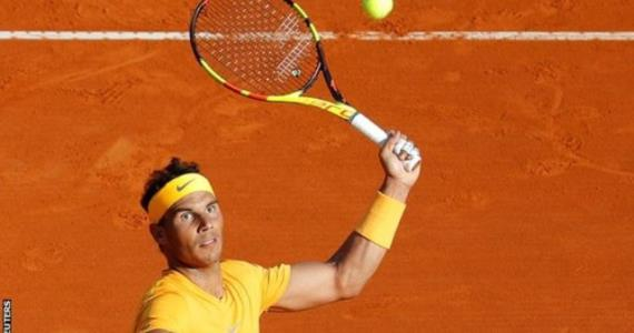 Monte Carlo Masters: Nadal Beats Khachanov As Djokovic Loses