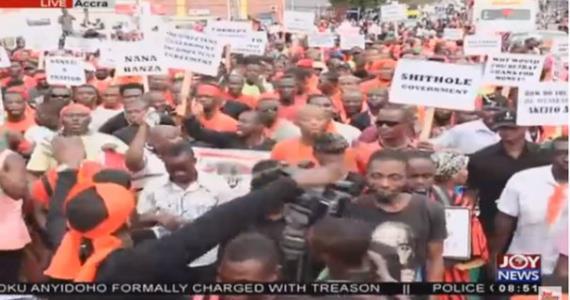 We Will Force Akufo-Addo To Accommodate Dissenting Views - Haruna Iddrisu
