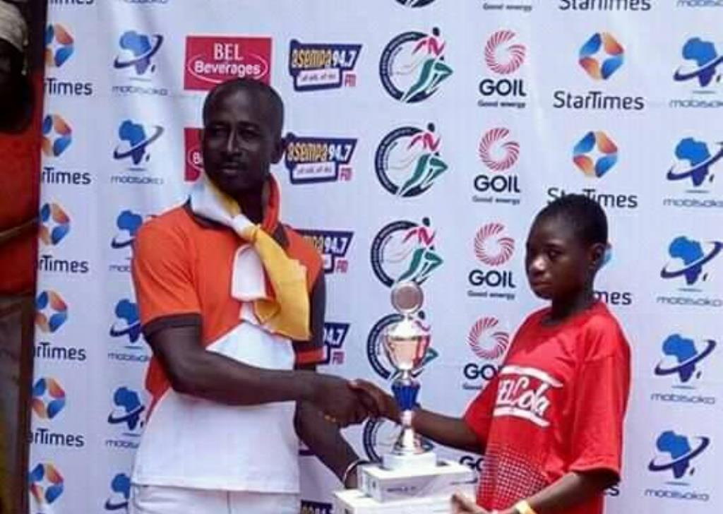 Image result for Willie Amponsah Wins 2019 Kwahu Easter Mountain Marathon